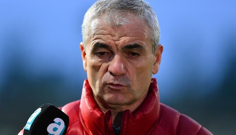 Rıza Çalımbay transfer ihityacını açıkladı! 'Trabzonspor'a şart'