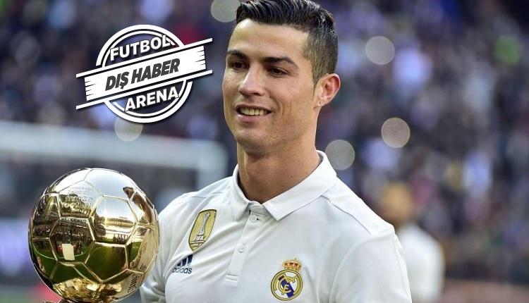 Ronaldo'dan Real Madrid taraftarlarına mesaj