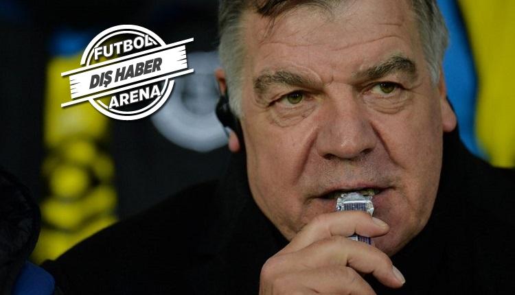 Sam Allardyce'ın Tottenham maçı sonrası Cenk Tosun açıklaması