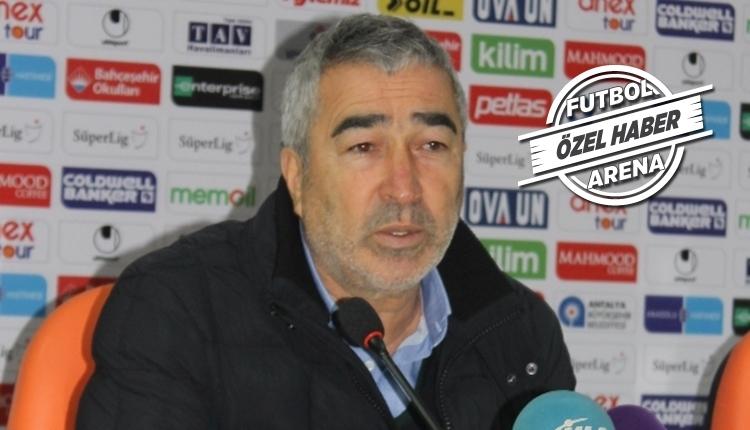 Samet Aybaba, FutbolArena'ya açıkladı! Sivasspor'a transfer müjdesi