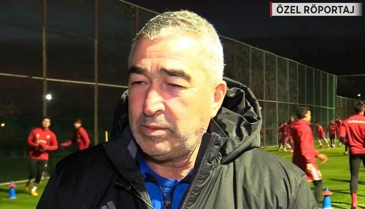 FutbolArena, Sivasspor kampında! Samet Aybaba'dan gündeme dair açıklamalar