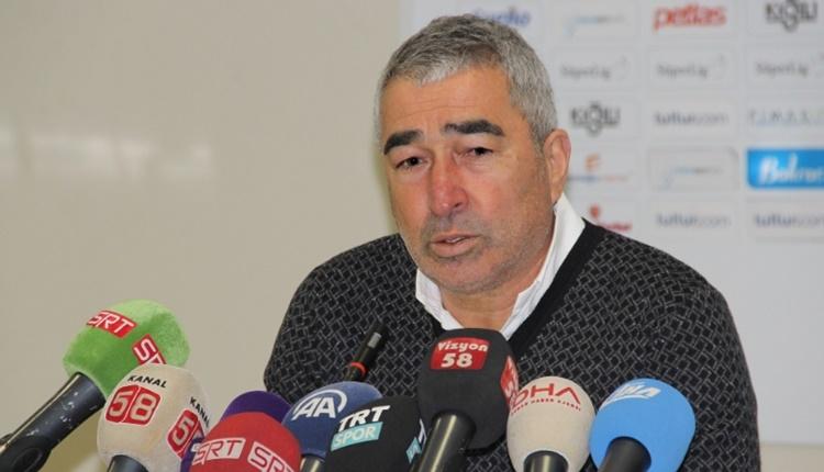 Samet Aybaba'dan Akhisarspor maçı yorumu: