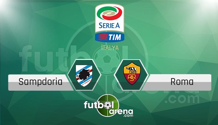Sampdoria - Roma maçı saat kaçta, hangi kanalda? Cengiz Ünder oynuyor! (İddaa canlı skor)