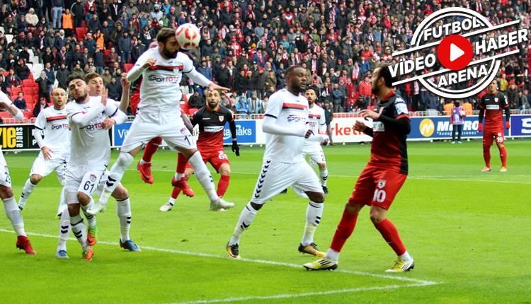 Samsunspor 2-0 Manisaspor maçı özeti ve golleri (İZLE)
