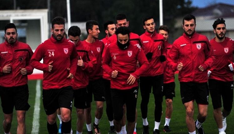 Samsunspor için 375 bin lira yardım parası topladılar