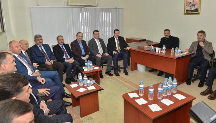 Samsunspor'a belediyelerden 2 milyon 600 bin TL