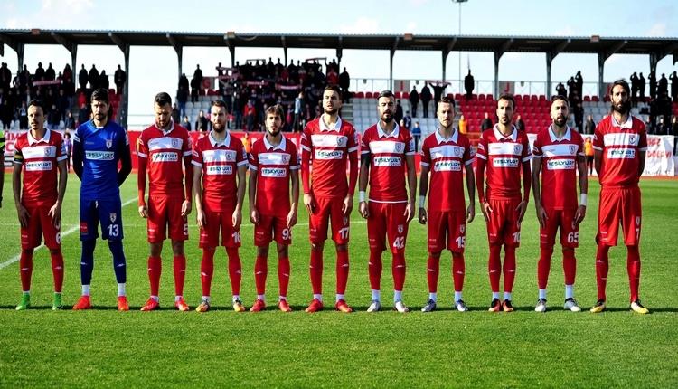 Samsunspor'da 6 futbolcu serbest kalabilir