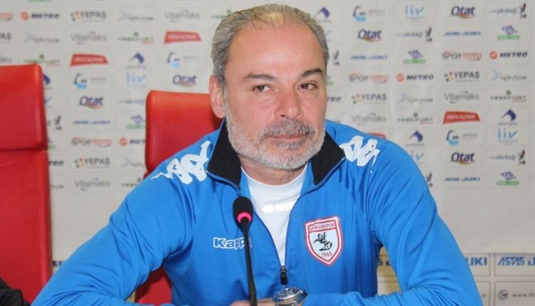 Samsunspor'da Engin İpekoğlu istifa etti mi?