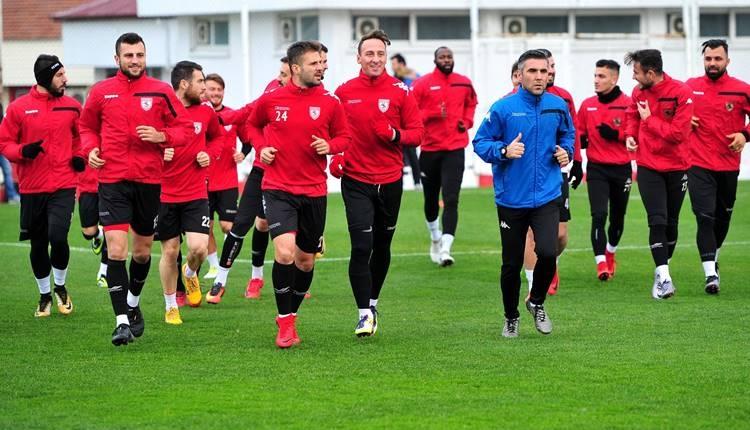 Samsunspor'da hangi futbolcular serbest kaldı