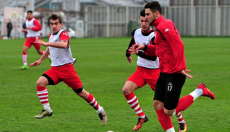 Samsunspor'da serbest kalma hakkı bulunan futbolculara ödeme