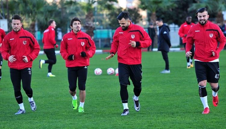 Samsunspor'un 5 futbolcusu bu gece serbest kalacak