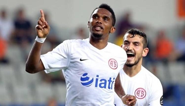 Samuel Eto'o, Beşiktaş'tan teklif bekliyor