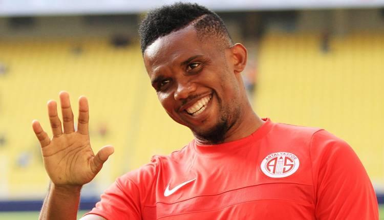 Samuel Eto'o geri döndü!