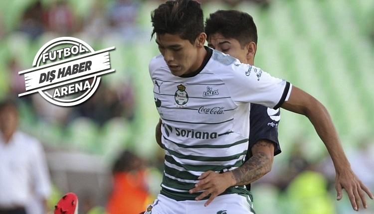 Santos'tan Galatasaray için Gerardo Arteaga açıklaması