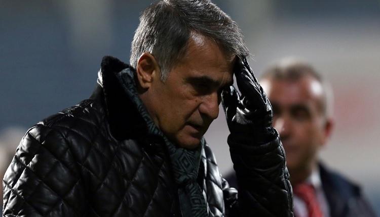 Şenol Güneş Osmanlıspor maçı sonrası çok kızdı
