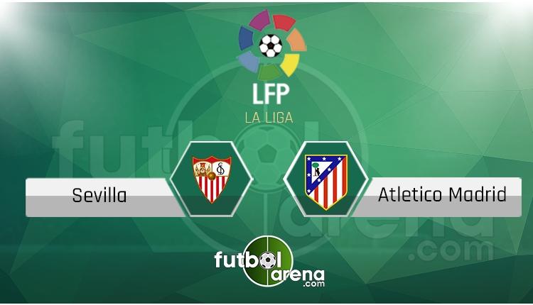 Sevilla - Atletico Madrid maçı saat kaçta, hangi kanalda? (İddaa Canlı Skor)