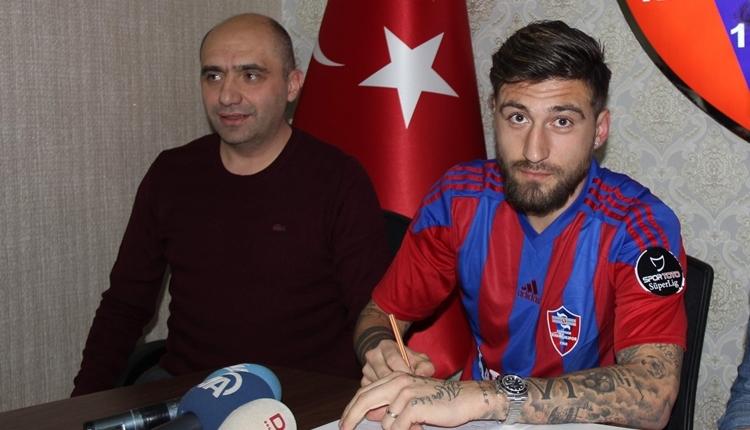 Sivasspor, Paul Papp transferini bitirdi