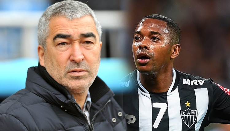 Sivasspor, Robinho ile görüşüyor! Samet Aybaba açıkladı