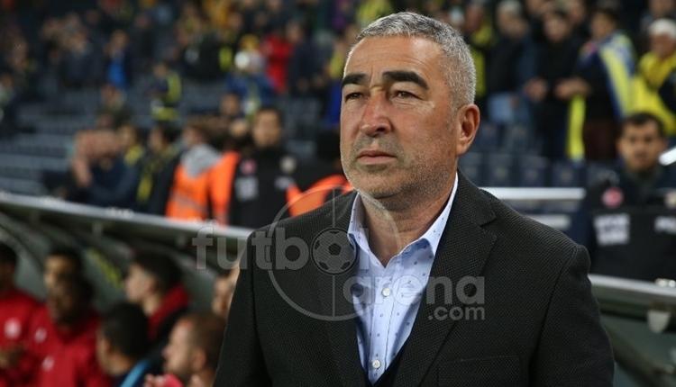 Sivasspor'da 4 ayrılık! Samet Aybaba kadroya almadı