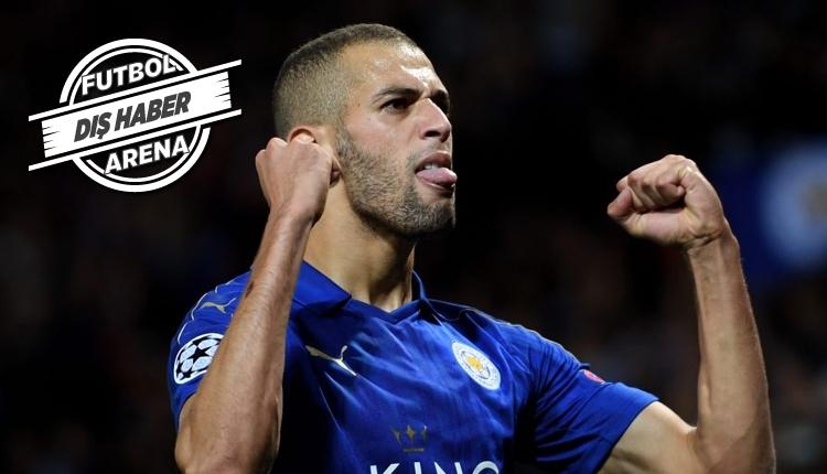 Slimani transferinde Beşiktaş'a Leicester City'den cevap