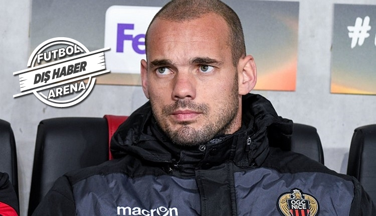 Sneijder, Los Angeles Galaxy'ye transfer oluyor