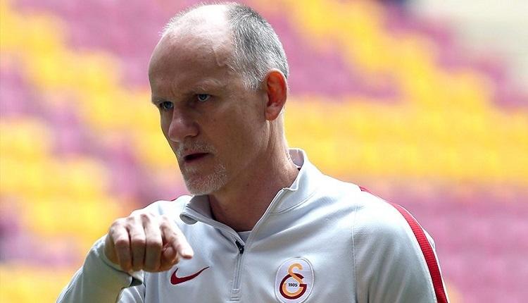 Taffarel Galatasaray'a geri döndüğünü açıkladı! Nerede kalmıştık?
