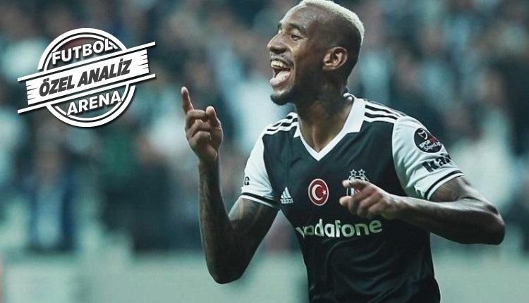 Talisca atıyor, Beşiktaş kazanıyor