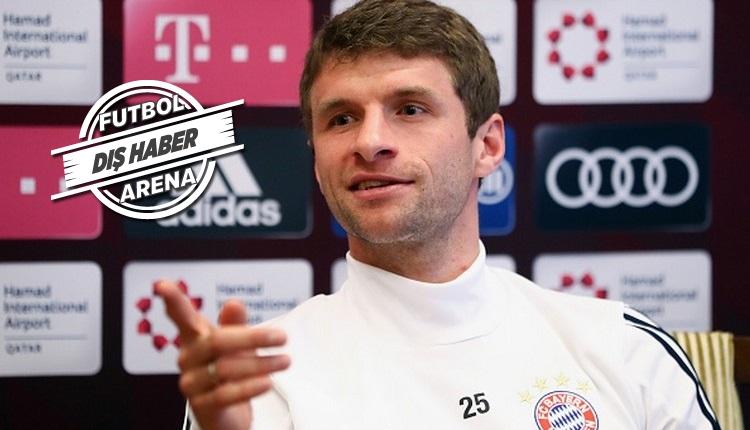Thomas Müller'den Beşiktaş yorumu: '2 maç da çok zor olacak'