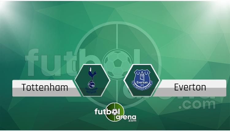 Tottenham - Everton maçı ne zaman? Cenk Tosun oynayacak mı? (İddaa Canlı Skor)