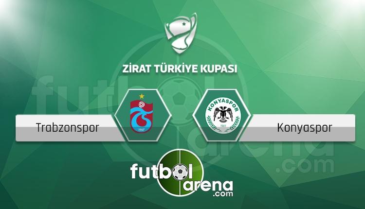 Trabzonspor - Atiker Konyaspor maçı saat kaçta, hangi kanalda? (İddaa Canlı Skor)