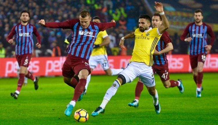 Trabzonspor, Fenerbahçe karşısında geleneği bozmadı