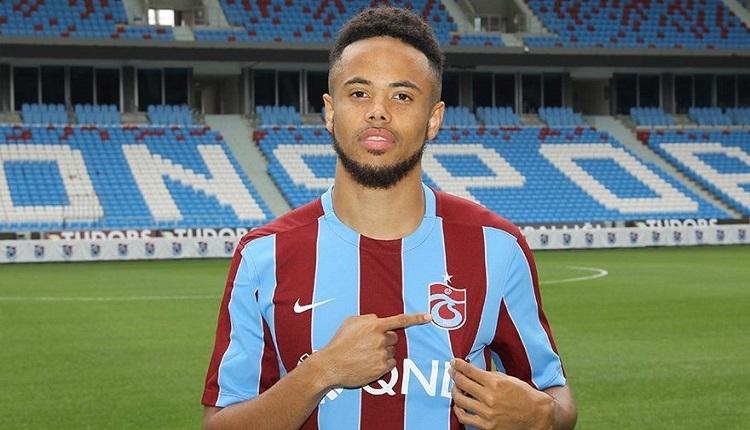 Trabzonspor'da Bongonda'nın sözleşmesi feshedildi