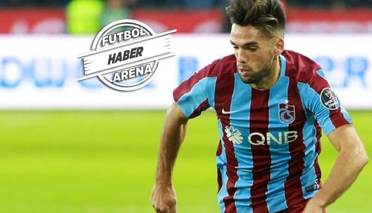 Trabzonspor'da Emmanuel Mas ile yollar ayrıldı