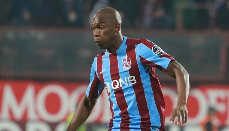 Trabzonspor'da Fabian Castillo'dan kötü haber