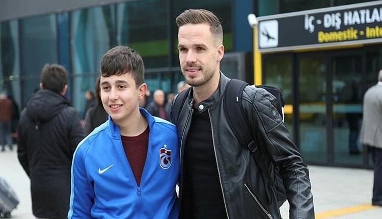 Trabzonspor'da Filip Novak 124. yabancı futbolcu oldu