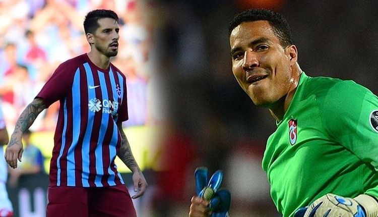 Trabzonspor'da Jose Sosa ve Esteban'a ceza geliyor