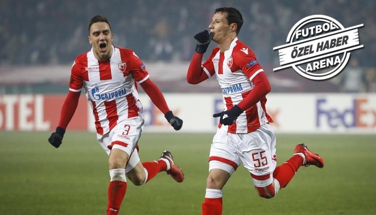 Trabzonspor'da Rıza Çalımbay'ın transfer hedefi: Slavoljub Srnic