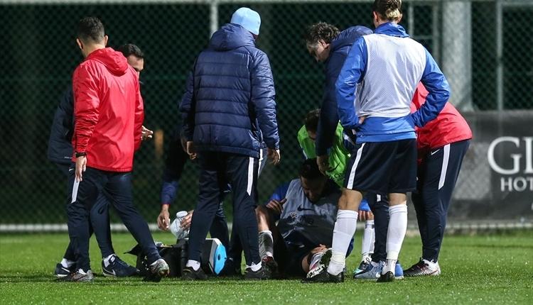 Trabzonspor'da üst üste sakatlıklar! Son kurban Mustafa Akbaş