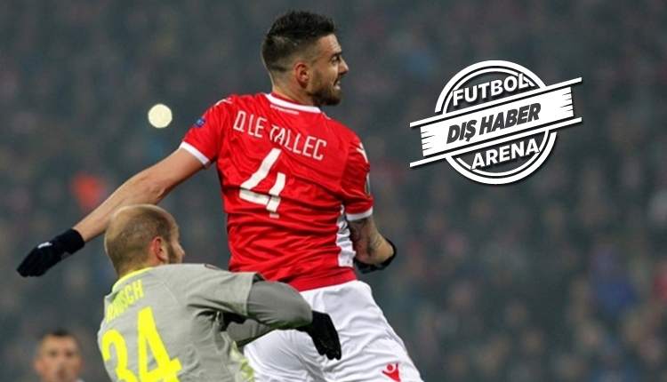 Trabzonspor'dan Damien Le Tallec için transfer teklifi