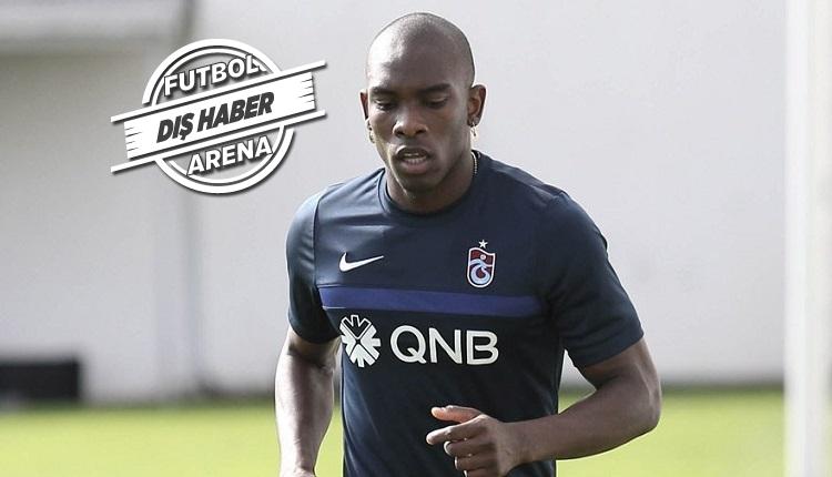 Trabzonsporlu Castillo'ya Dallas'tan transfer çağrısı