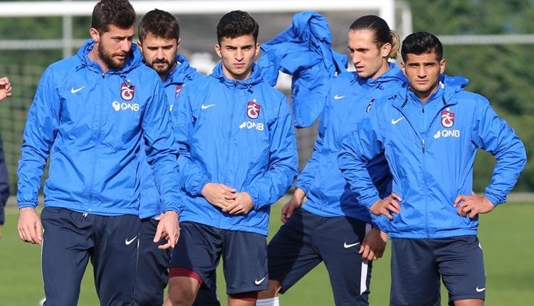 Trabzonspor'un Antalya kampı sona erdi! Hazırlık maçı sonuçları