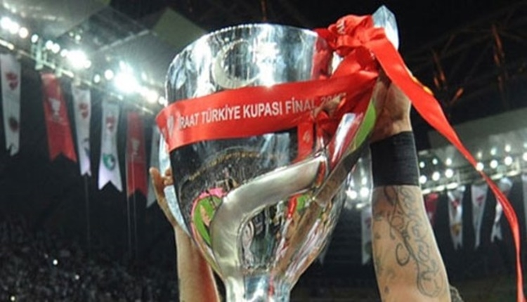 Türkiye Kupası çeyrek final maç programı belli oldu