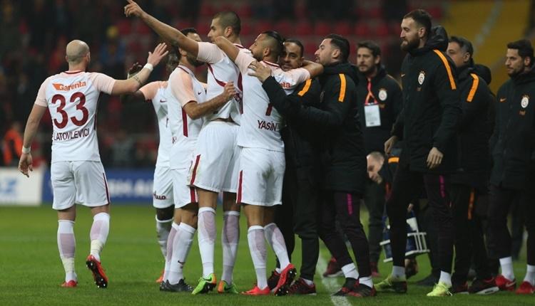 Üç büyükler ve Başakşehir'den Süper Lig'den 15 hafta sonra bir ilk