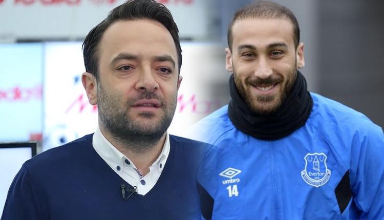 Uğur Meleke: ''Cenk Tosun'un Everton'a transferine karşı çıkma sebebim...''