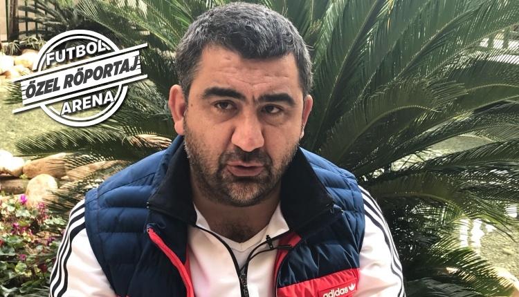 Ümit Özat'tan FutbolArena'a özel açıklamalar