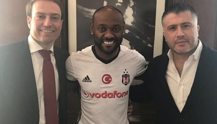 Vagner Love Beşiktaş formasını giydi
