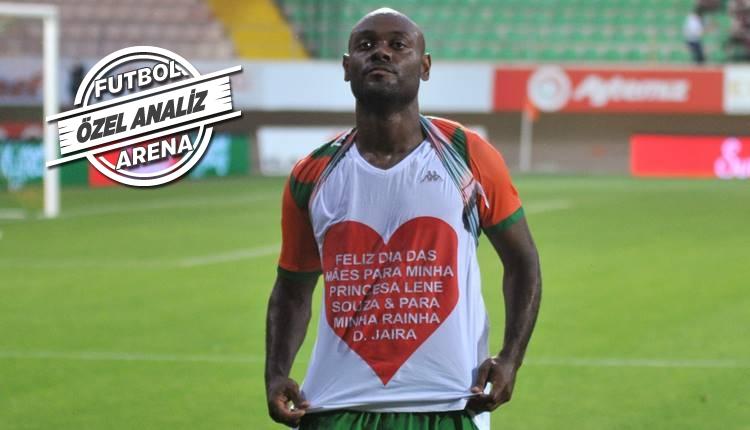 Vagner Love, Beşiktaş'ta başarılı olur mu?