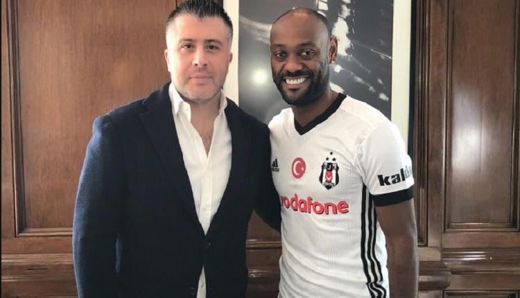 Vagner Love'dan Beşiktaş'a transferi sonrası ilk sözler