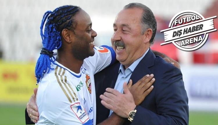 Vagner Love'un eski hocası Gazzaev'den Beşiktaş açıklaması
