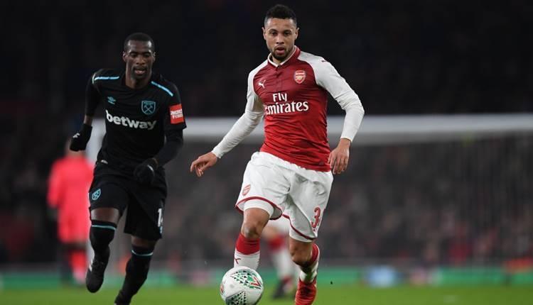 Valencia, Arsenal'den Francis Coquelin'i transfer etti